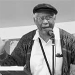 Dr. Tolbert Small still fights for social justice and against racism in his poetry