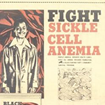 Dr. Small helped the Black Panther Party raise awareness of sickle cell anemia